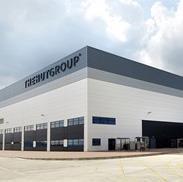The Hut Group distribution centre warrington