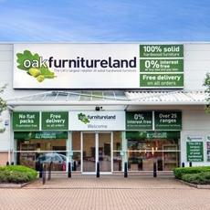 Oak furniture land