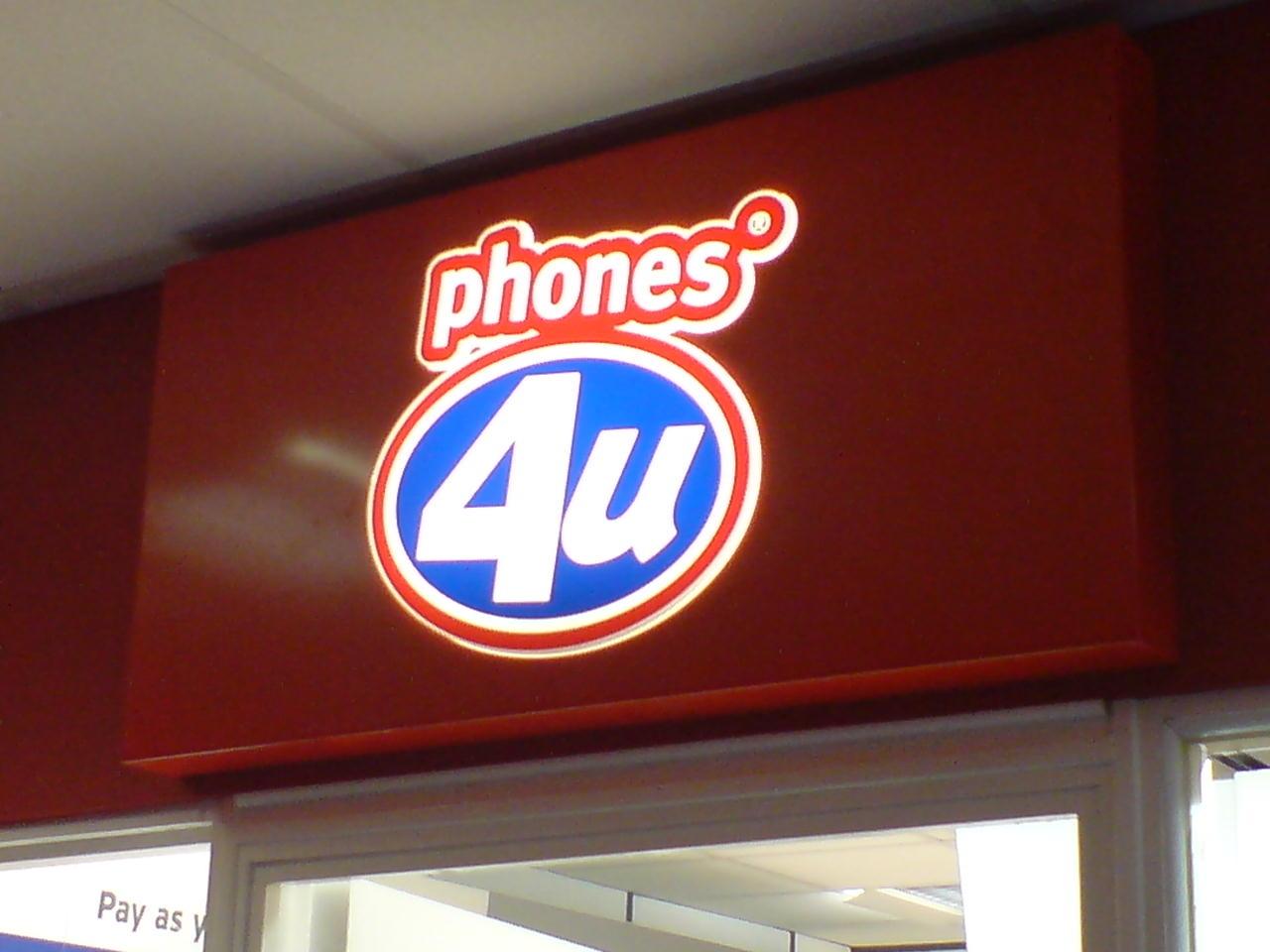Phones 4u news