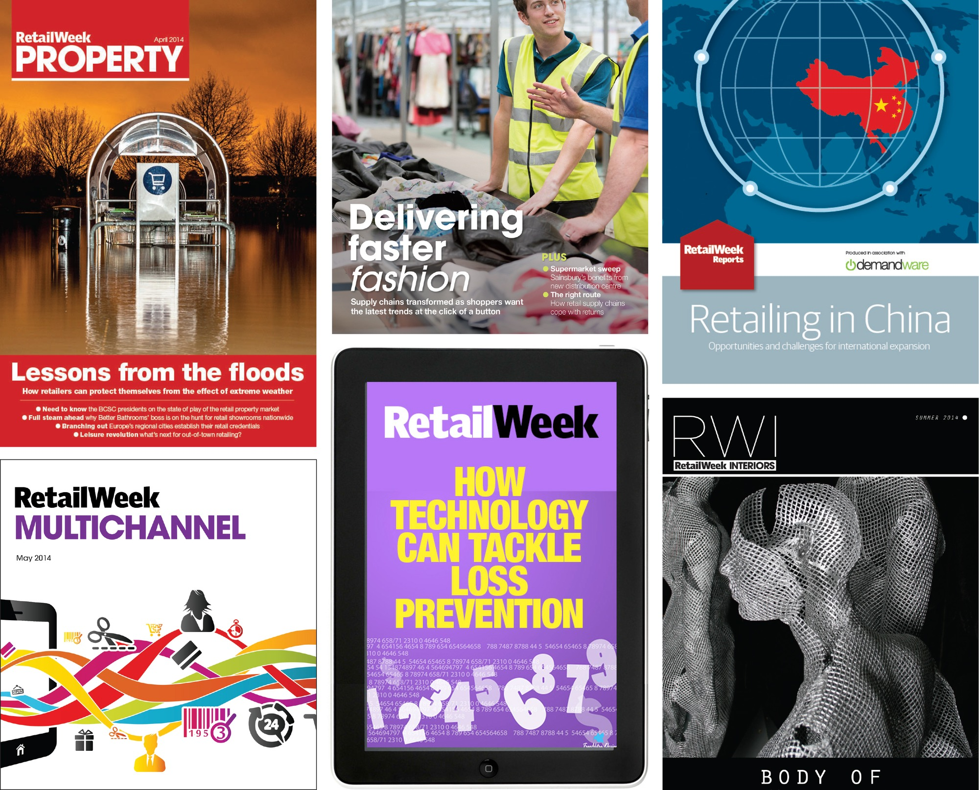 Retail Week Power List 2013