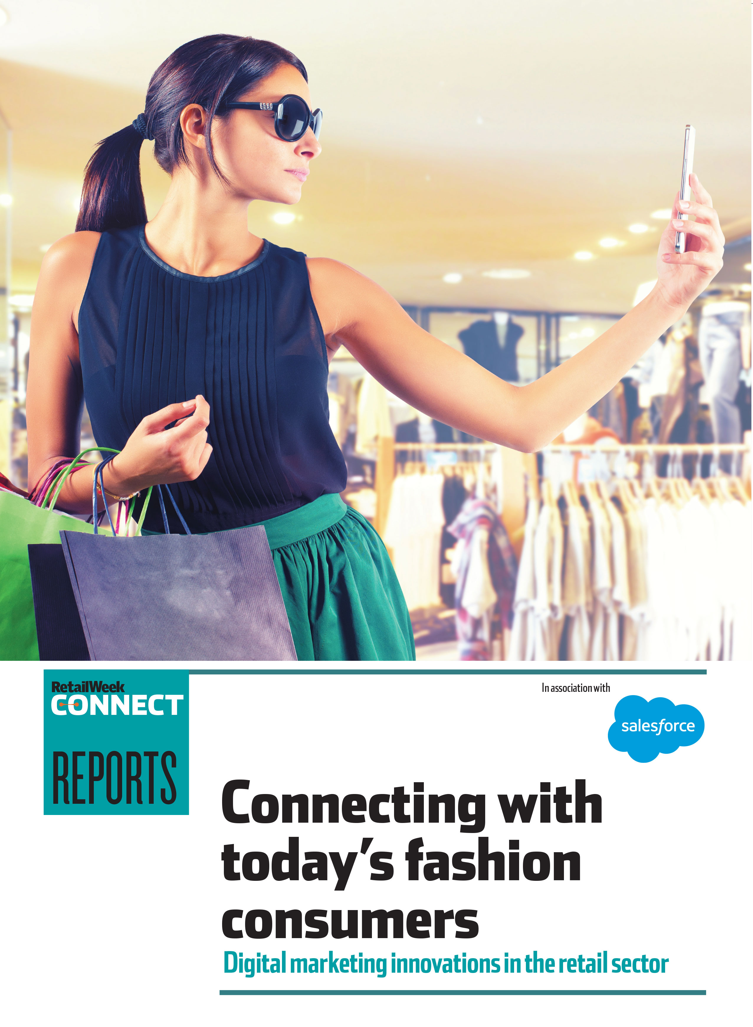 Salesforce Connecting with today's fashion consumers