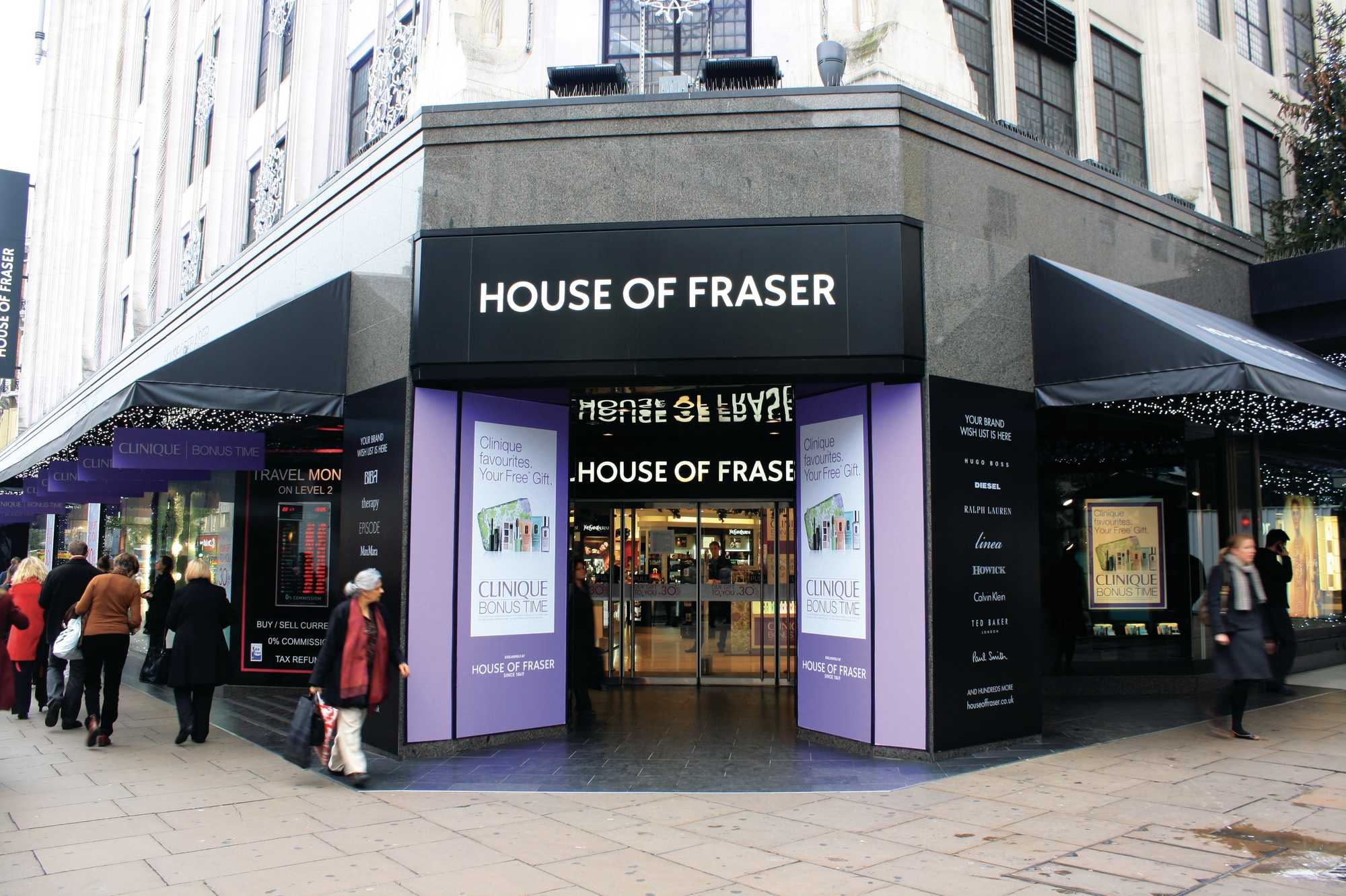 Leicester Fashion Shops