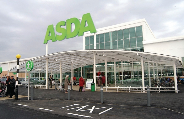 Asda and George news
