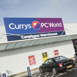 Dixons carphone currys pc world