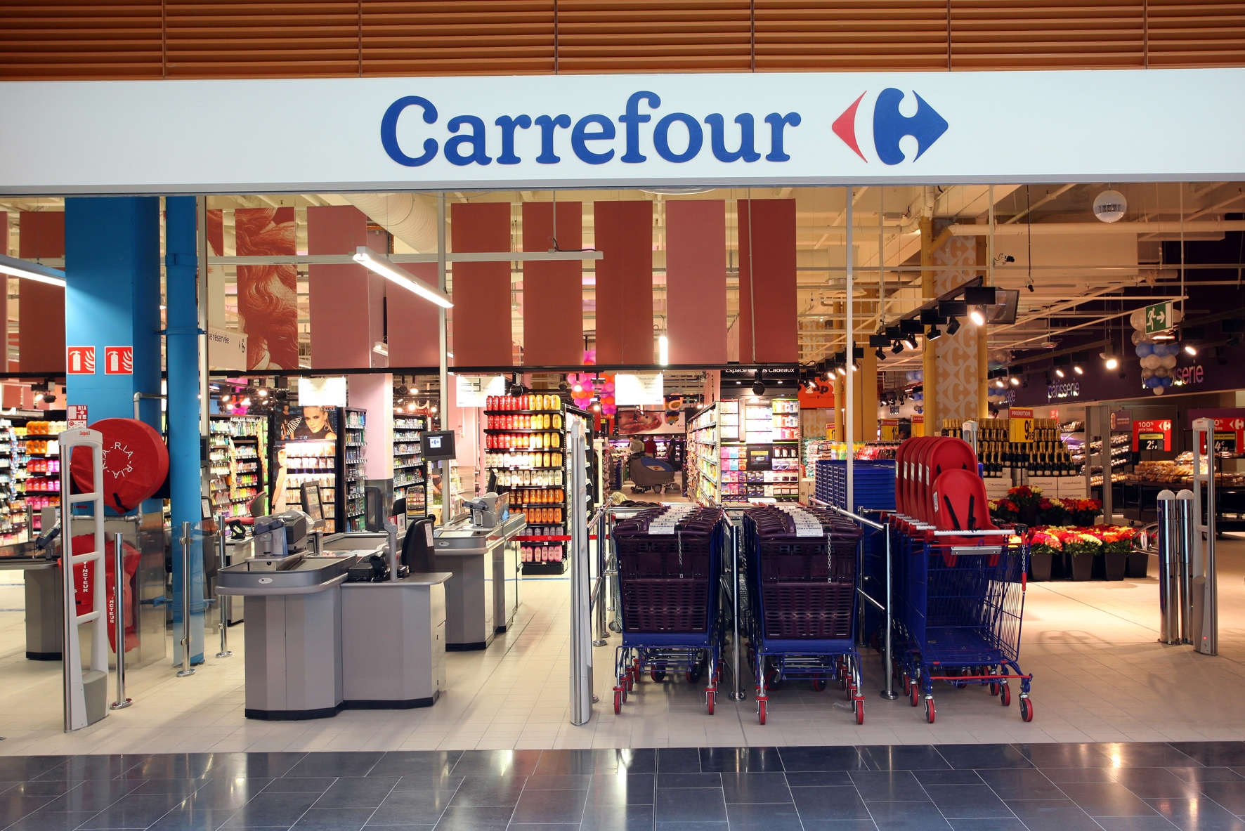 Carrefour news
