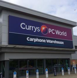 Dixons Carphone crop