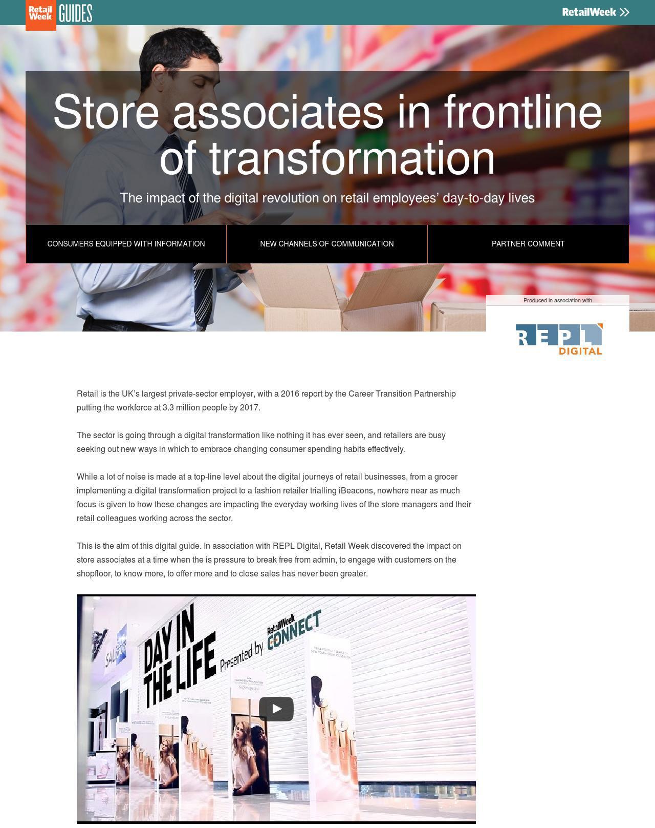 Store associates