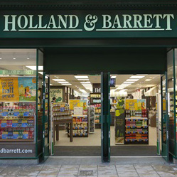 Holland and barrett more york
