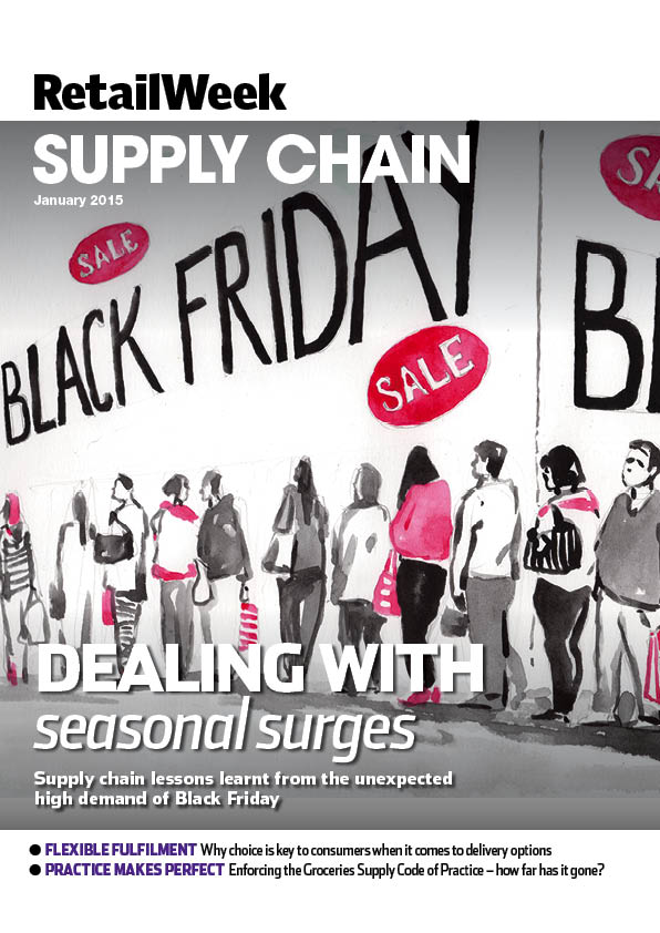 Retail Week Supply Chain January 2015