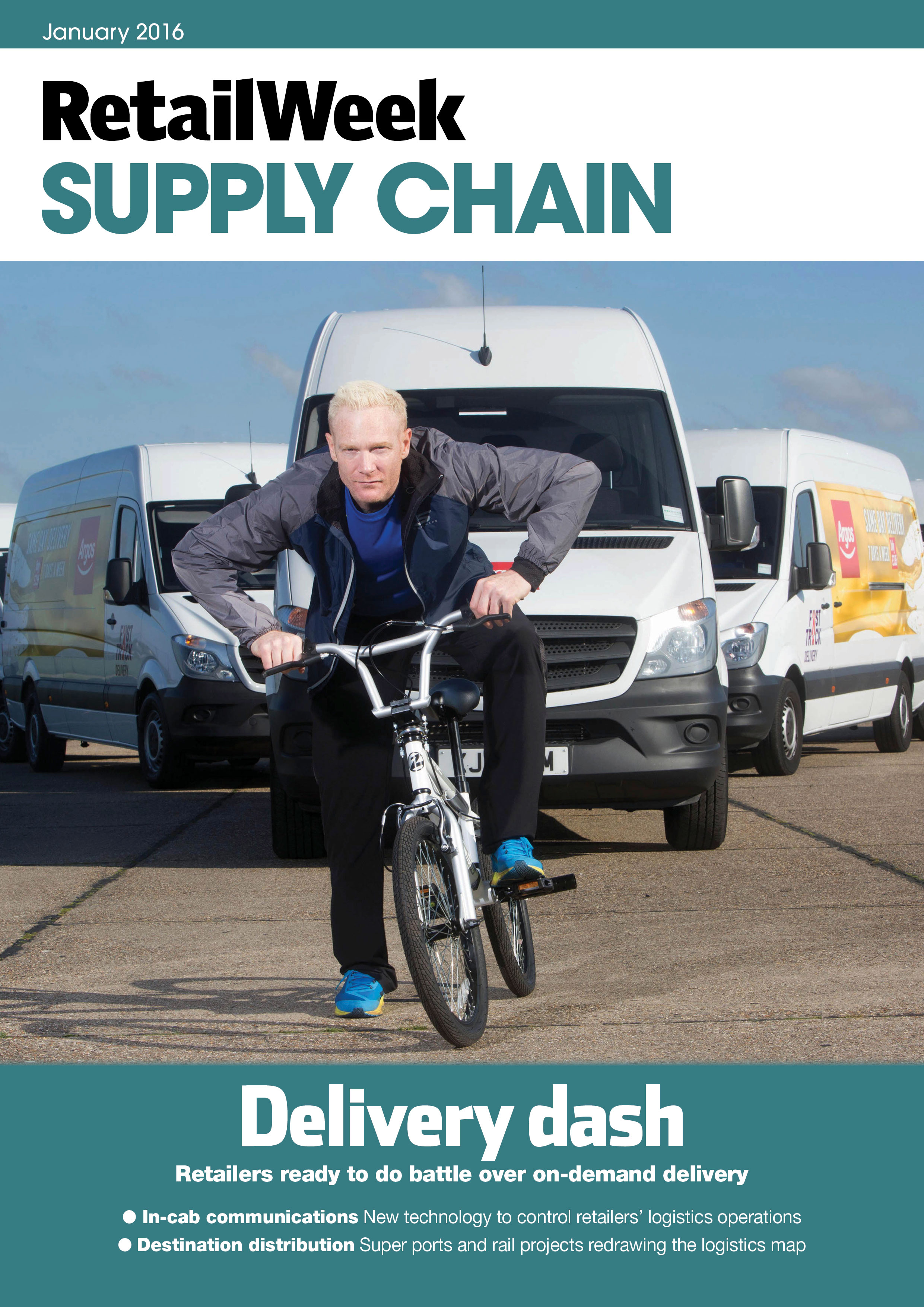 Retail Week Supply Chain January 2016