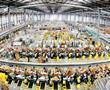 Amazon\'s fulfillment centre in Hemel Hempstead
