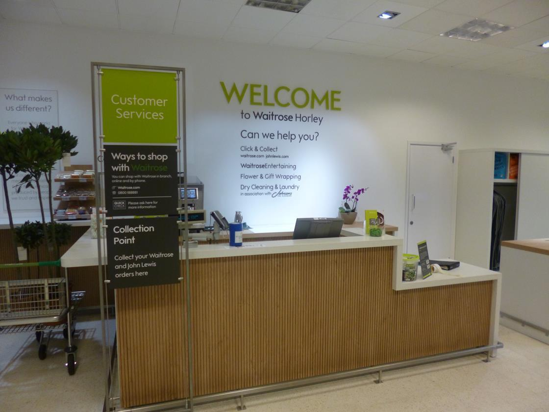waitrose customer service policy The waitrose and john lewis policy for customer service means that even for customers being glassdoor has 35 waitrose reviews submitted anonymously by.