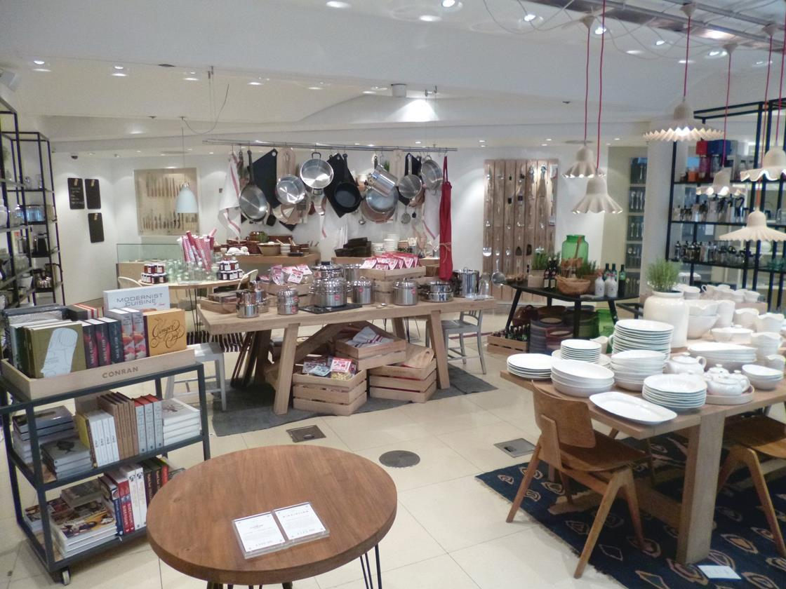 store of the week the conran shop marylebone high street. Black Bedroom Furniture Sets. Home Design Ideas