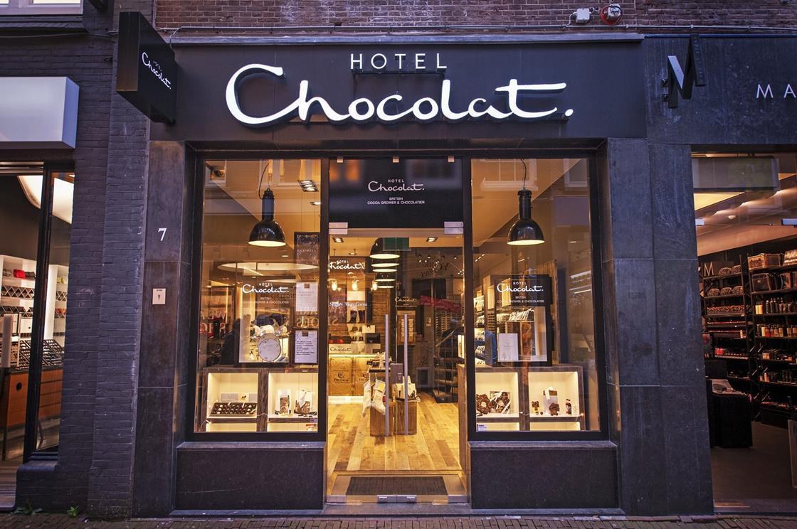 hotel chocolat sales rise ahead of expectations news retail week. Black Bedroom Furniture Sets. Home Design Ideas