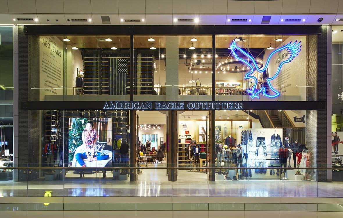 American Eagle Westfield London