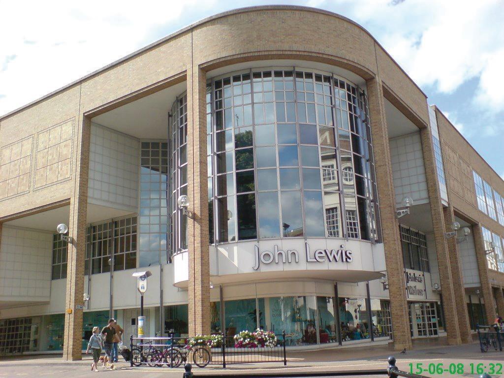 Store Review John Lewis Kingston Vs Homebase Guildford Analysis