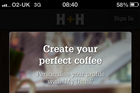 Harris and Hoole app
