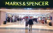 First-half profits rose at Marks and Spencer