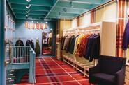 Baracuta\'s Newburgh Street store