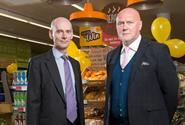 Co-op chief executive Richard Pennycook and chairman Allan Leighton are confident in prospects