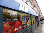 Aldi sends shoppers a clear value message