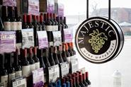 Majestic Wine posted an increase in sales during the first six months of the year