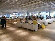 The Ikea Citystore includes an in-store cafe.