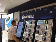 Carphone shop-in-shop in Dixons\' Currys and PC World store