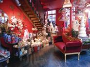 Choccywoccydoodah is a cake and chocolate shop where everything is about the visual merchandising.