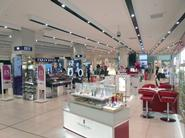 Debenhams\' interior has a sense of drama