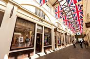 Lush is among the UK retailers flying the flag internationally