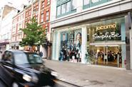 N Brown Simply Be and Jacamo Oxford Street store