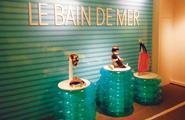 Le Bon Marché\'s swimwear department