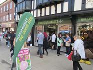 Holland & Barrett unveiled its new More format in Chester this week