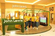 John Lewis has a marketing campaign focused on the tournament.
