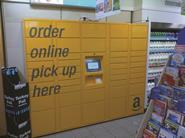 Amazon is set to launch first physical store