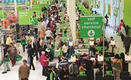 Asda aims to kick sales falls into touch