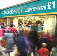 Poundland made the most of the demise of Woolworths