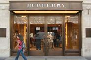 Luxury fashion brands such as Burberry, Aquascutum and Barbour have all added to the allure of UK retail for international shoppers.