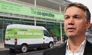 Euan Sutherland left the Co-operative in March