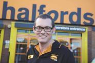 Matt Davies will join Tesco from Halfords