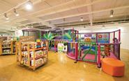 At Mothercare\'s Gateshead a soft play area has been introduced.