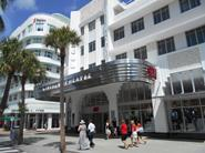 H&M has a number of branches where shoppers could be forgiven for looking at the building's shape as much as the stock. The retailer\'s Lincoln Road Mall store sits firmly in that category.