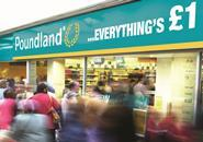 Poundland\'s profits have risen