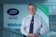 Alliance Boots managing director of health and beaut for the UK and ROI Simon Roberts
