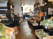 La Fromagerie\'s interior is done in that faux French peasant style that urbanites in this part of central London will regard as being close to a genuinely rustic experience.