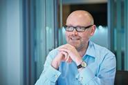 Tesco interim UK boss Robin Terrell