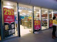 Trading is improving at WHSmith\'s travel division