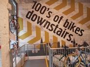 Halfords\' new Cycle Republic store in London
