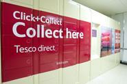 Click-and-collect lockers